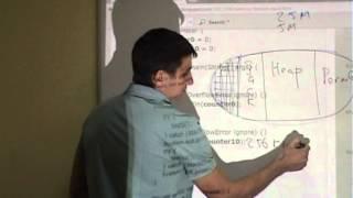 Java Core: Память. Лекция #4 (Часть 1)
