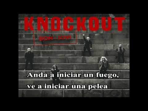 Bon Jovi   KnockOut Subtitulado Español