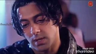 Salman Khan:- Tere Naam Sad Dialogue WhatsApp Status || 💔💔😭😭|| Bnsu7u3h2