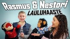 Vatsastapuhuja Rasmus Koskinen / LAULUHAASTE ft. Sari Aalto