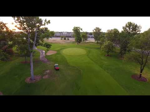Overland Park Golf Course - Hole #1   Denver Golf