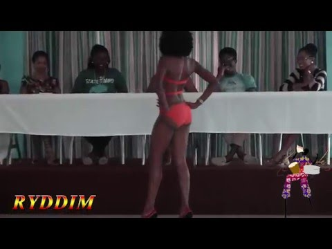 Teaser for 2016 Miss Black San Swimsuit Pageant