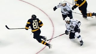 Gotta See It: Doughty drops Blidh with huge two-handed slash