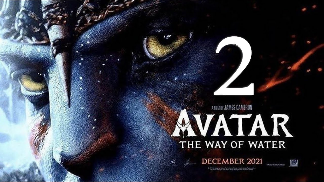AVATAR 2 - Official Trailer | James Cameron | Avatar 2 | Official | Trailer  - YouTube