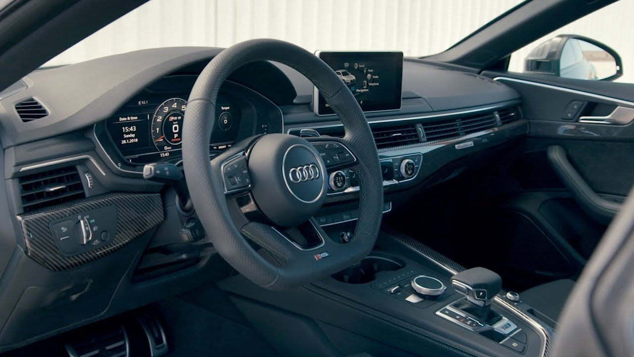 Audi Rs5 Interior - All The Best Cars