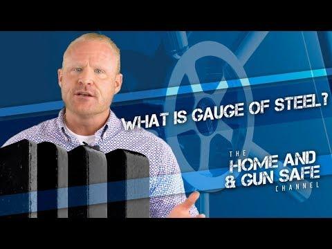 What Does Steel Gauge Mean?