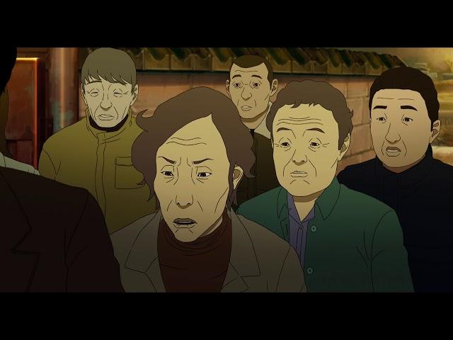『新感染』の監督が信仰をテーマに描くアニメ『我は神なり』予告編