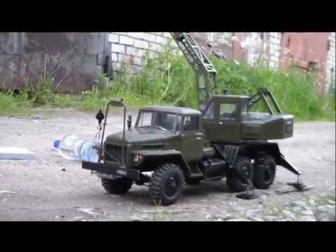 видео: Автокран 8Т210