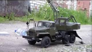 Автокран 8Т210