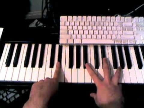 Piano Tutorial Say you will   Kanye West