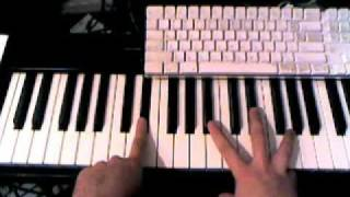 """Piano Tutorial """"Say you will """" - Kanye West"""