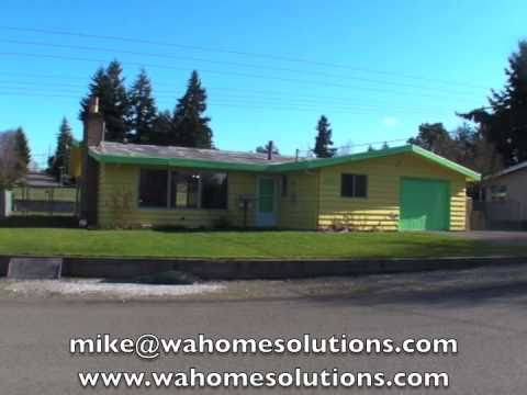 Rent to Own Home - Bad Credit OK - 1054 Lynnwood Ave Renton WA - Lease  Purchase Option