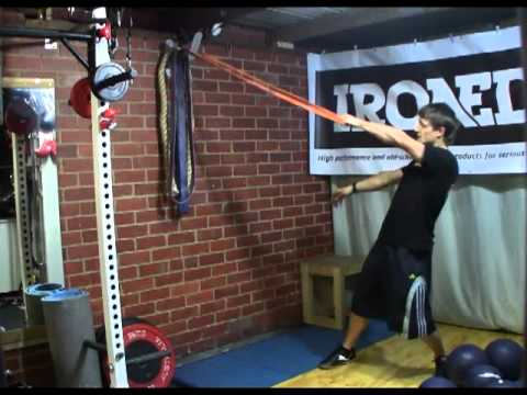 Ironedge Rope Wall Mount