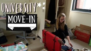 University Move In Vlog || Ruby Granger