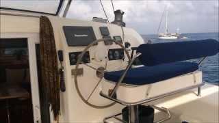 St  Francis 50 catamaran
