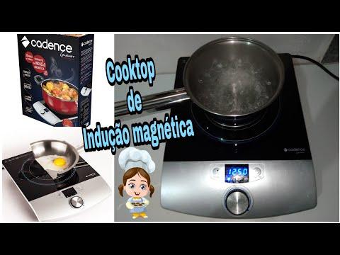 Cooktop de Indução #cadence Gourmet 1 boca, #cooktop eletrico #cooktop a Gás. Qual o melhor p você??