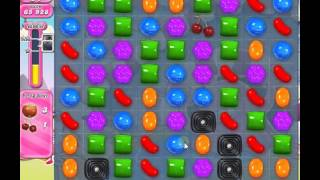 How to beat Candy Crush Saga Level 85 - 1 Stars - No Boosters - 117,568pts