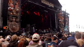 Download festival 2015, billy idol