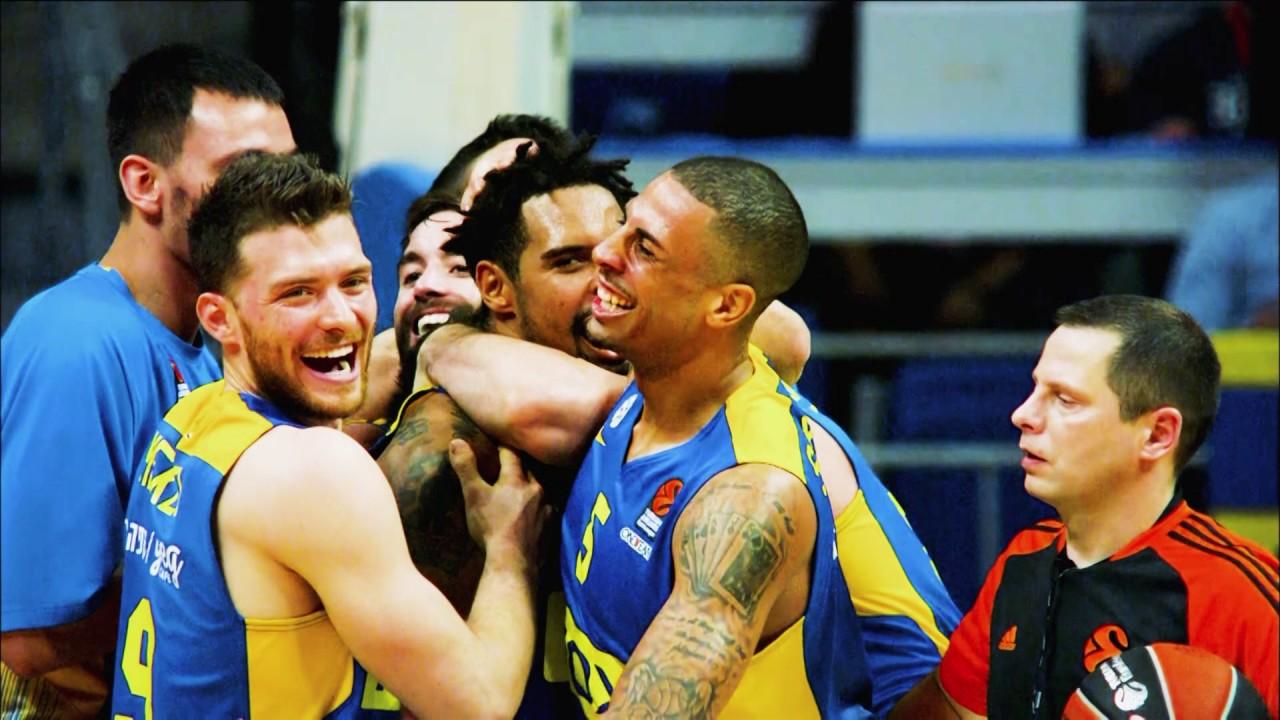 EuroLeague'de sezonun hikayesi Videosu