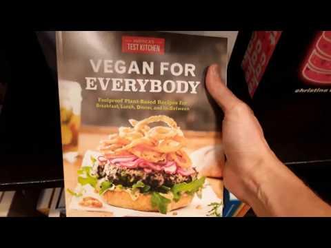 St Johns Town Center Mall, Jacksonville FL - Found Vegan Cookbooks