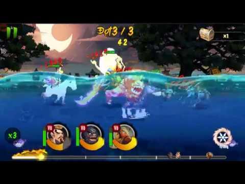 3QVL - Vua Tam Quốc GO - Thuỷ Chiến