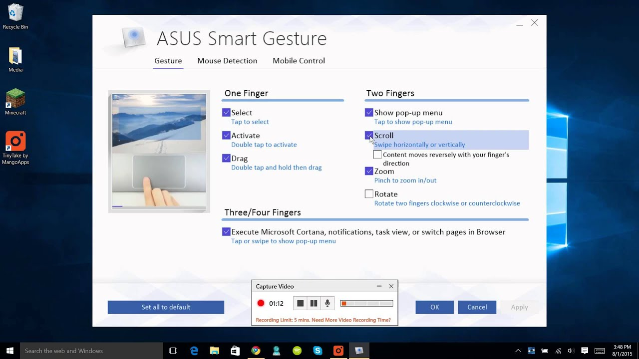 DOWNLOAD DRIVERS: ASUS N56VM SMART GESTURE