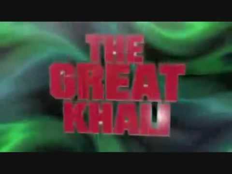 The Great Khali Titantron 2009