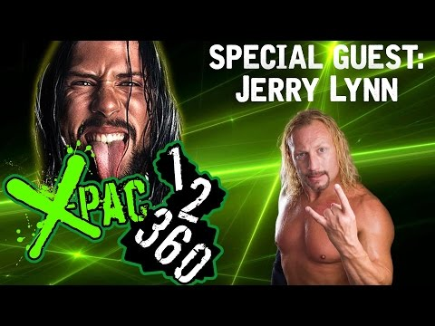 Jerry Lynn Sits Down With X-Pac | X-Pac 12360 Ep. #17