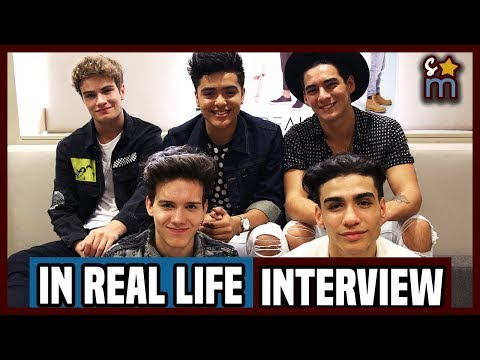 "IN REAL LIFE Tease ""Eyes Closed"" Music Video, Thank Fans & Reflect on Boyband 