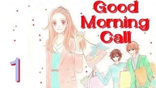 [SHOUJO] Good Morning Call Capítulo 01 | Português BR HD