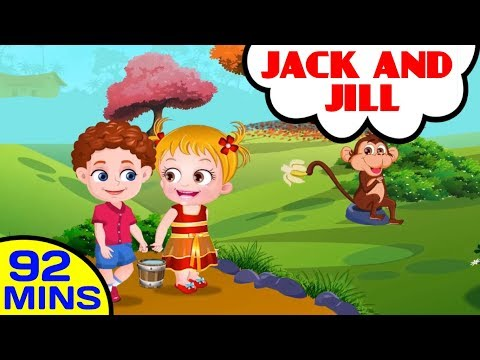 Jack and Jill | More Nursery Rhymes and...