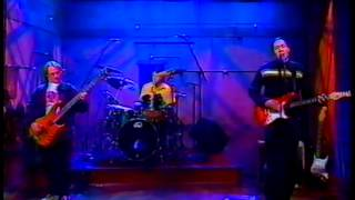 """Big Head Todd and the Monsters - """"Resignation Superman"""" on Conan (1997-02-11)"""