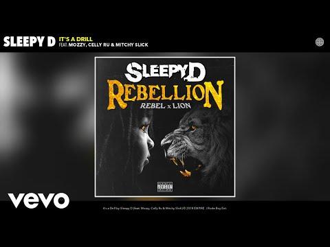 Sleepy D - It's a Drill (Audio) ft. Mozzy, Celly Ru, Mitchy Slick