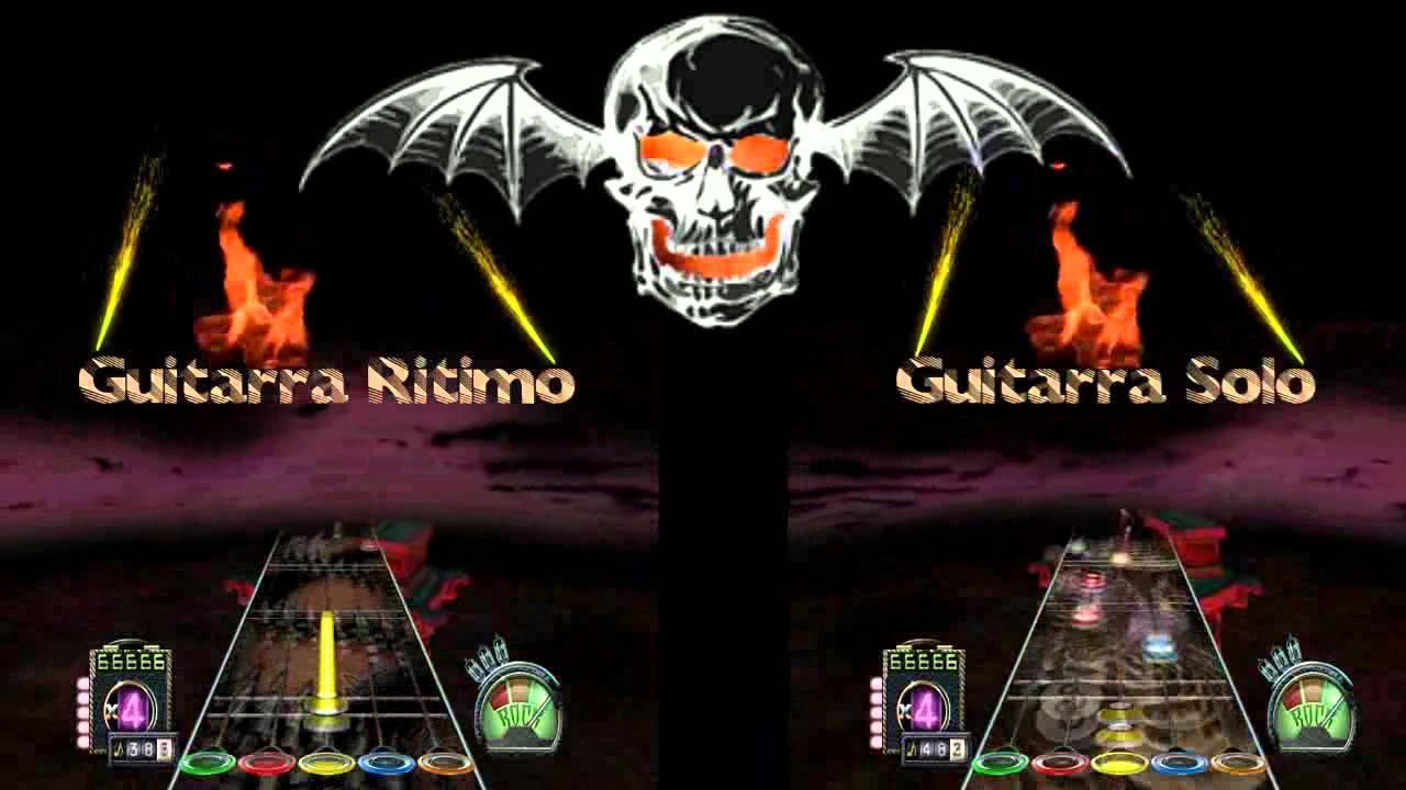 Avenged Sevenfold This Means War Guitar Hero Custom Song Youtube