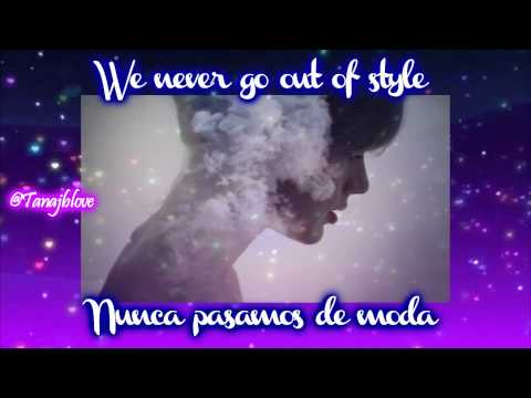 Taylor Swift - Style [Lyrics - Traducida Al Español][Music Video]
