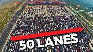 10 Worst Traffic Jams Ever