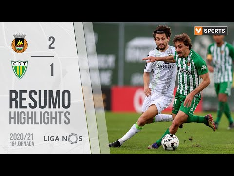 Rio Ave Tondela Goals And Highlights