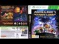 como instala  Minecraft: Story Mode – The Complete Adventure 2016 pra xbox 360 rgh jtag