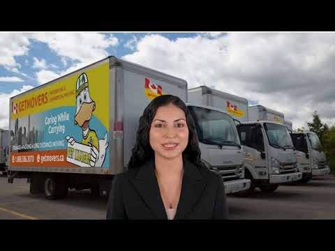 Get Movers North York ON - Affordable Full Service Moving Company