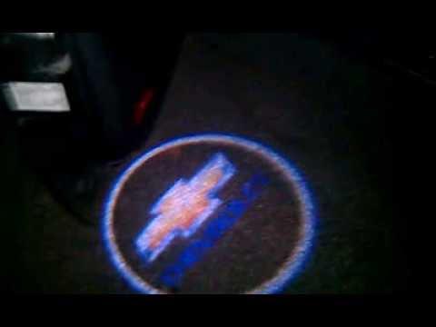 Chevrolet Ghost Shadow Lights In Doors