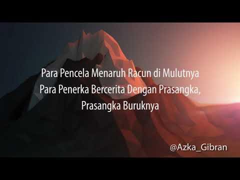 Noah Feat  Iwan Fals   Para Penerka Video Lirik   Video Lyrics HD   High Quali