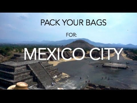 EXPLORE MEXICO CITY ☼ | A Mini Travel Vlog