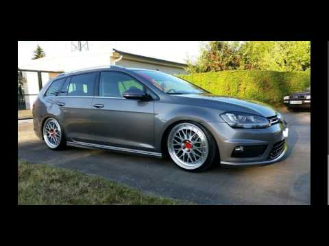 mbdesign 19 zoll lv1 felgen tuning vw golf variant youtube. Black Bedroom Furniture Sets. Home Design Ideas