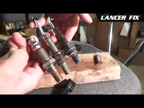Lancer Fix 18   Upstream O2 P0171 P0134 P0135