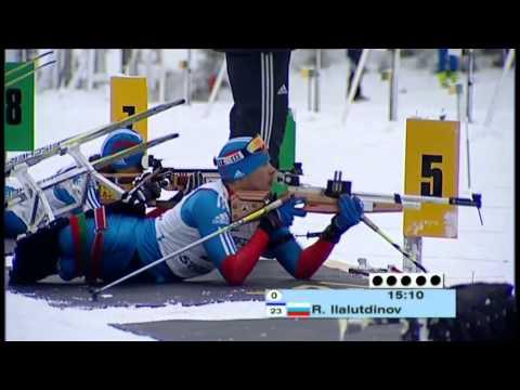 Biathlon Middle Distance - Sollefteå 2013 IPC Nordic Skiing World Championships