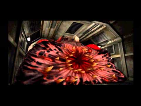 Resident Evil 2 - Claire B - Tyrant T-103 Fight + Ending