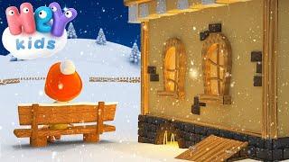 Тихая Ночь, Дивная Ночь - Детские Новогодние Песни...