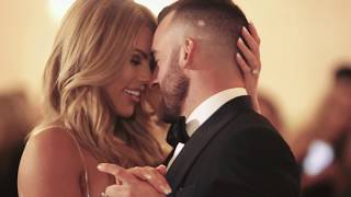 Nascar Driver Austin Dillon and Whitney Ward Wedding Video by Heart Stone Films