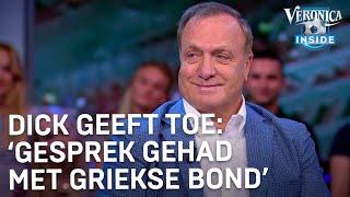 """Dick Advocaat was bijna bondscoach van Griekenland: """"Moet je niet willen"""""""