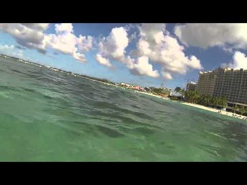 Cable Beach Snorkel Nassau Bahamas